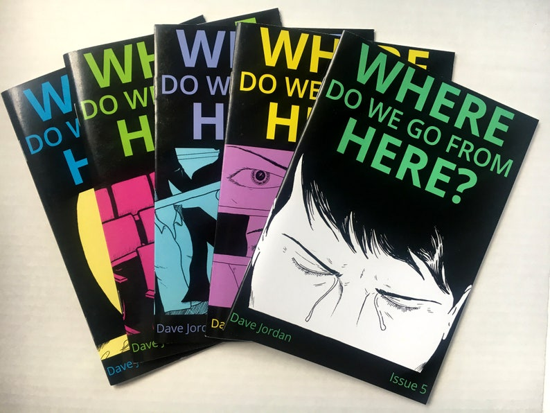 Where Do We Go From Here  5 pack image 0