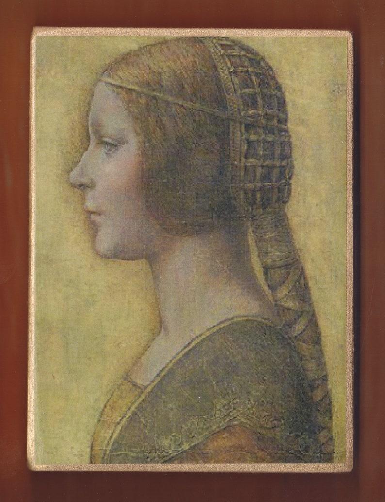 686f3b467f48d Portrait dune jeune fiancée la Bella Principessa anglais: | Etsy