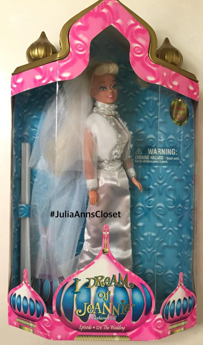 Vintage dolls genie scented