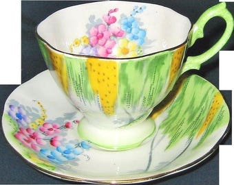 Royal Albert - Woodland Glen - Teacup Set