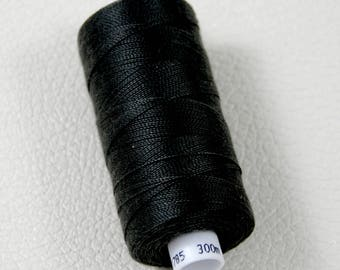 Small coil special strong thread for jeans and leather - 300 meters