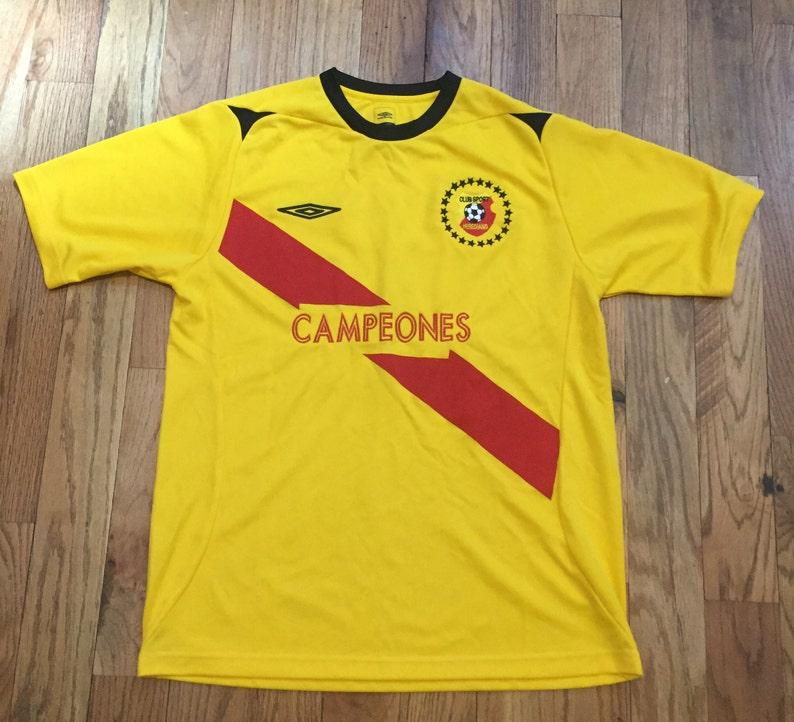 9512e31032e Umbro C.S. Herediano Club Sport Soccer Jersey Costa Rica