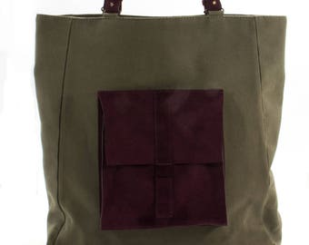 a2c9f2f888 Canvas Tote Handbag