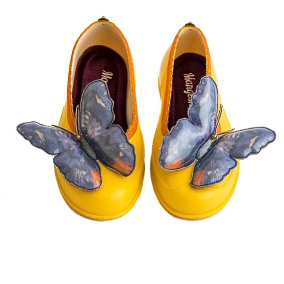 L'Art vestiHommes vestiHommes vestiHommes taire chaussures, chaussures de Noël, papillon jaune chaussures, cadeau de Noël pour femme, chaussures femmes plate, chaussures confortables, Disco chaussures | Mode Attrayant  1f3d06
