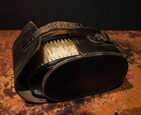 World War I Officers Brush Set with Case
