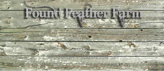Fabulous Farmhouse Faux Wood Azure Barnwood Rug ~ Colorfast, Machine Washable and Non Skid