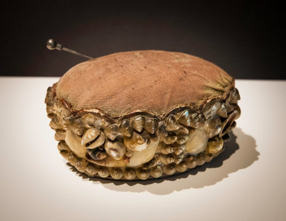 Antique Grotto Pin Cushion