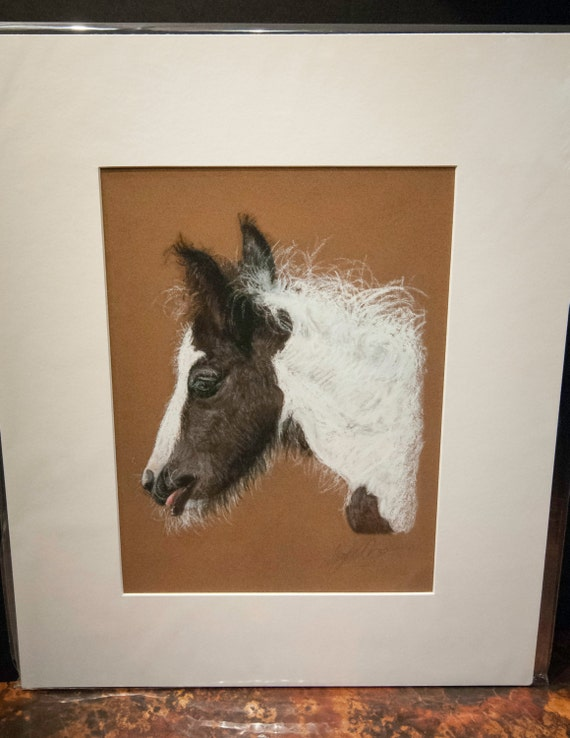 """Fine Art Giclee Print by Terry Kirkland Cook """"Izzy and the Milk"""""""