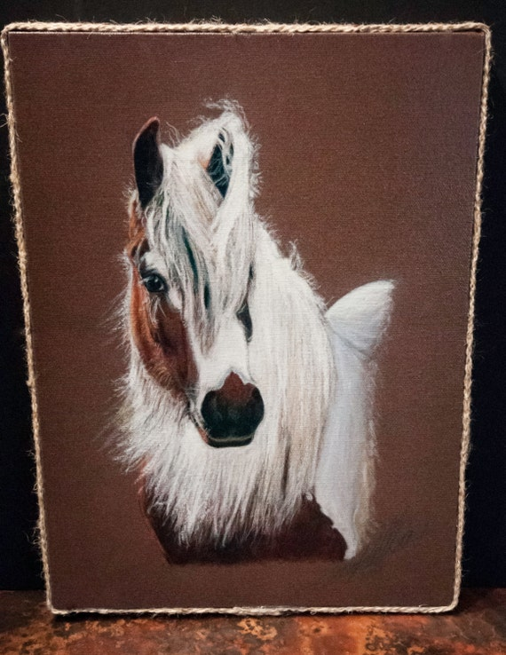 Fine Art Canvas Giclee Print