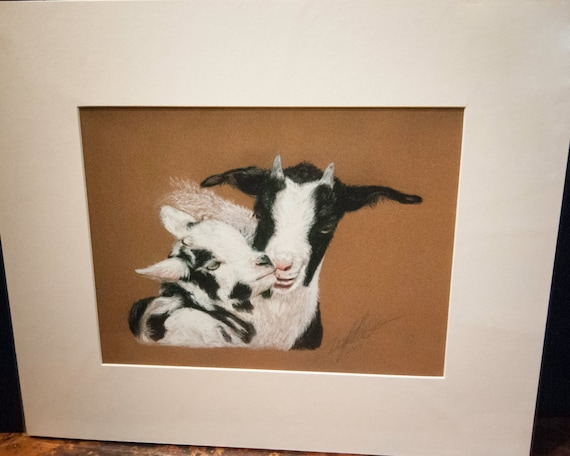 "Fine Art Giclee Print by Terry Kirkland Cook ""Two Brothers"""