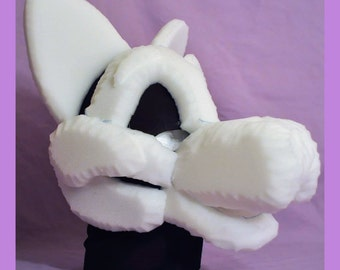 Husky/Dog Tooney Balaclava head base