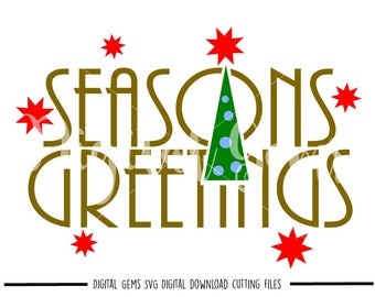 9e344c21a571d Seasons greetings | Etsy