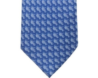 Astronaut Silk Tie
