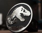 Jurassic Park - Trailer Hitch Cover