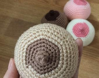 Crochet boob  b7c141d9c40b