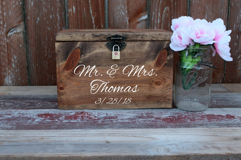 Keepsake Box Memory Box Rustic Treasure Box Memorial Box Wedding Keepsake Box Wood Keepsake Box Keepsake Memory Treasure Rustic