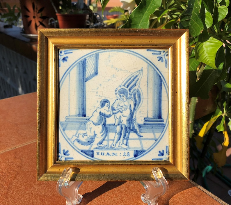 Delft Pottery & Glass Porceleyne Fles Delft Tile Delf Less Expensive