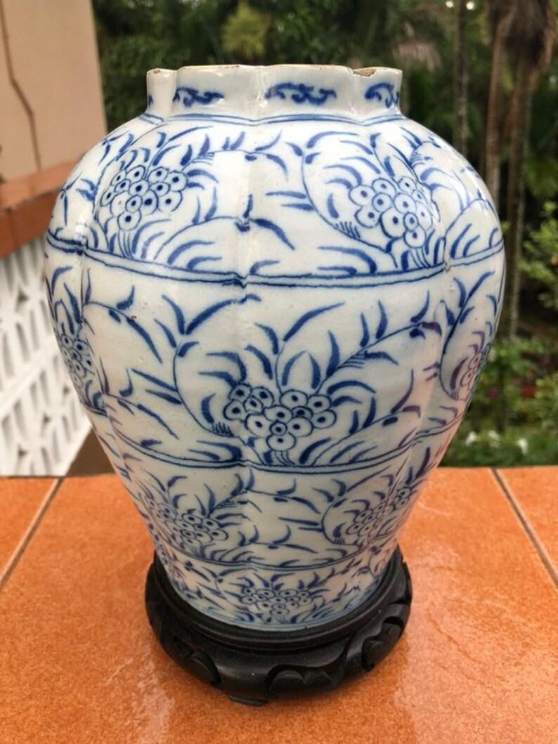 Set Of 4 Vintage Delft Blue & White Holland Dutch Windmills Ashtrays More Discounts Surprises Pottery & Glass