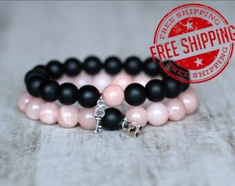 f30e8a8cf6cc5 Couple jewelry | Etsy
