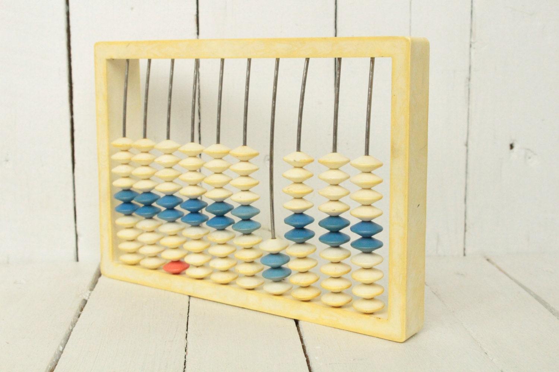 Soviet plastic abacus Vintage abacus Russian kids toy | Etsy