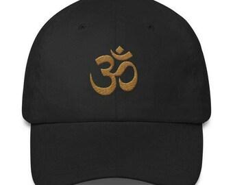 ba497b9e47c Om Symbol Dad Hat Cap