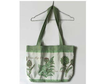 Fabric Tote shopping bag