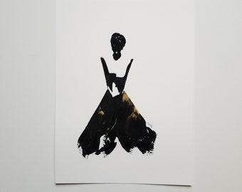 Woman in Black 1