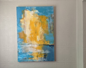 Large Abstract Art