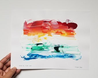 Abstract on Paper