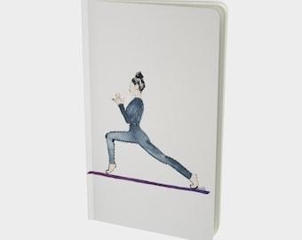 Yoga Notebook in Blue