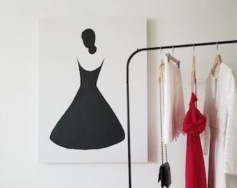 Little Black Dress - Women of Strength series
