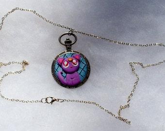 Diana Metal Necklace (Sailor Moon)