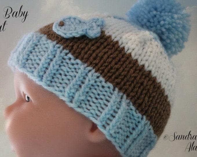 ALASKAN BABY HAT (Guys)