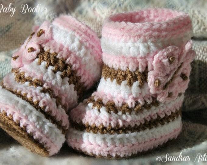 ALASKAN BABY BOOTIES (Gals)