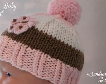 ALASKAN BABY HAT (Gals)