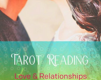 Love tarot reading / soulmate card reading by email 400 words