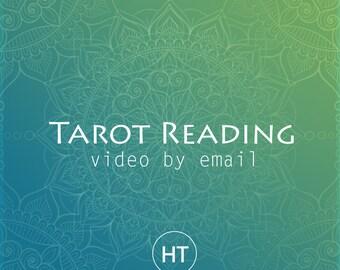 30 Minute Tarot Reading Video (YouTuber / Professional Tarot Reader)