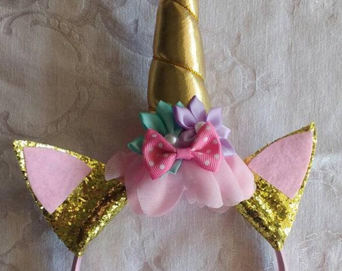 Unicorn Horn - Unicorn Horn Headband