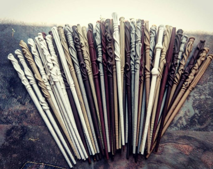 Natural Wands - Wizard Wands - Witch Wands - Wizard Party Favors