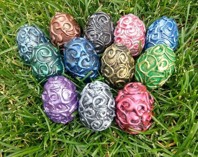 Dragon Eggs - Magic Eggs- Party Favors - Wedding Favors - Gold Egg - Wizard Eggs - Bachelorette Party Favors - Best Selling Party Favors