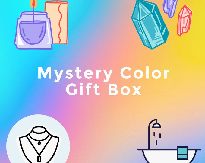 Mystery Color Gift Box