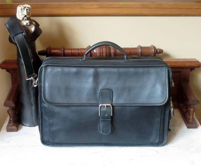 8684a6e4c5b6 Spring Sale Coach Double Zip Organizer Briefcase Laptop