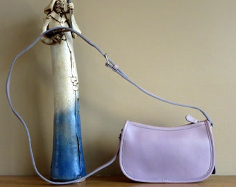 Dads Grads Sale Coach Wendie Zip In Lavender Leather Style No 9031- Made In Costa Rica- VGC
