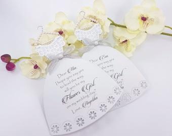 Bridesmaid Card, Will You Be My Bridesmaid Card, Watercolor, Bridesmaid Proposal, Maid of Honor, Matron of Honor Thank You Card