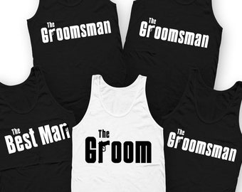 b6029d22add89e Bachelor Party Tank Tops Groom And Groomsmen Gifts Bachelor Party Gifts For  Bachelor And Grooms Man Tank Wedding Party Tank - SA312-13-1168
