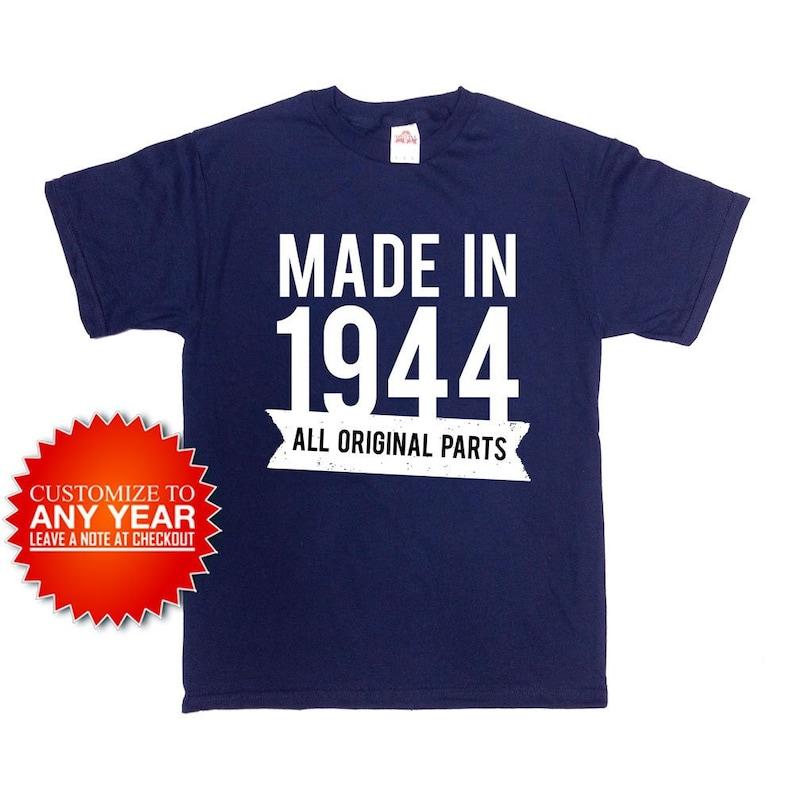 Funny Birthday T Shirt 75th Gift Ideas For Men Bday
