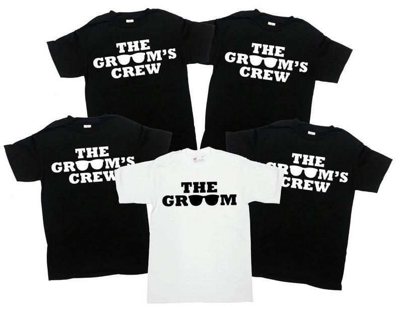 e24c54d0 Bachelor Party Shirts Groom And Groomsmen Shirts Groom T Shirt | Etsy