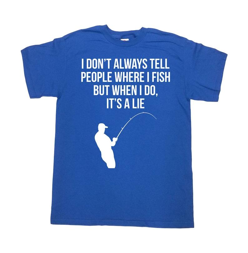 808ee1c39e5e Funny Fishing Shirt Outdoorsman Gift For Fisherman T Shirt Dad | Etsy
