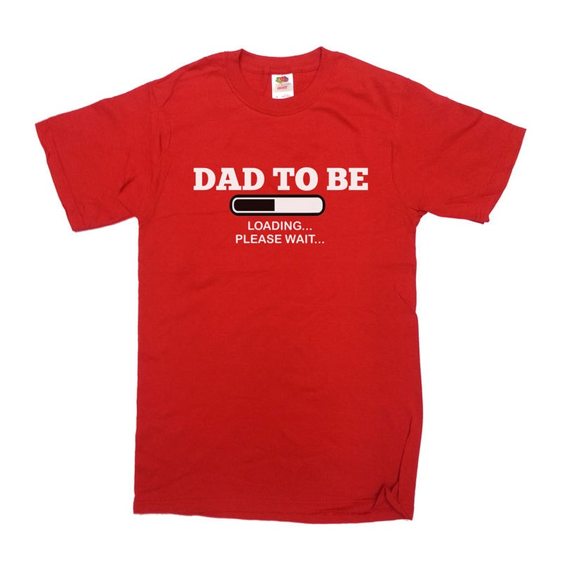3f4f4fae0 Dad To Be Gift New Dad Shirt Expecting Father New Baby T Shirt   Etsy