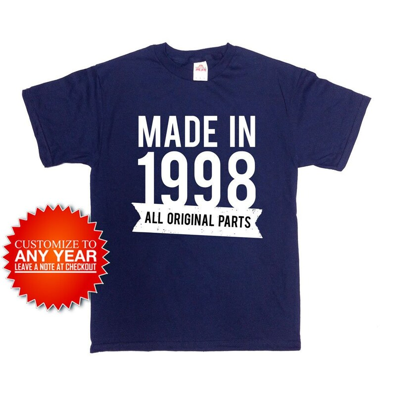 ee2e6c467 Funny Birthday T Shirt 21st Birthday Gift For Men Bday Present   Etsy